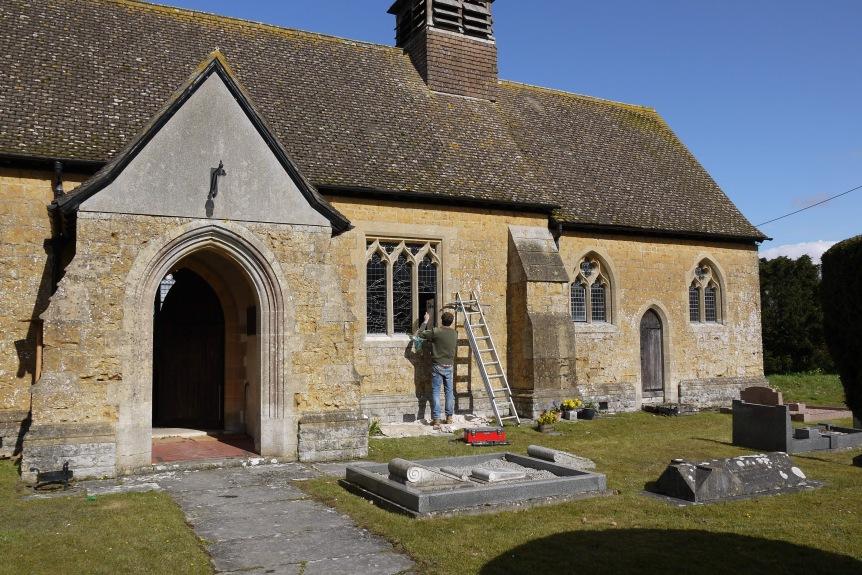 Lottisham Church, Somerset