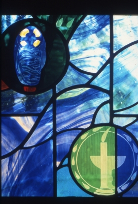 5 Baptistery Detail 45 x 66cms