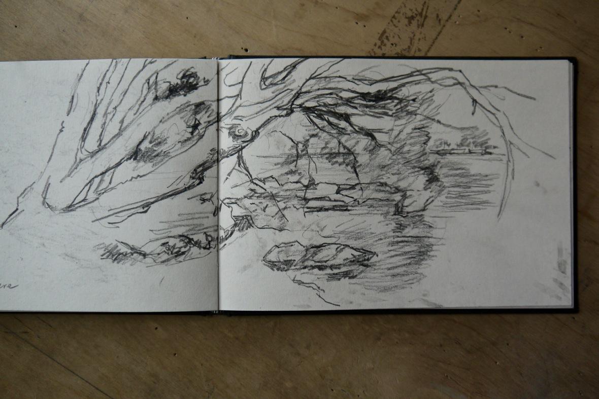 Windermere skechbook